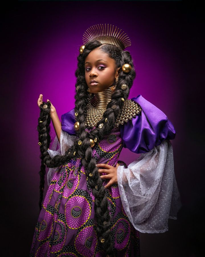 CreativeSoul's take on Rapunzel.