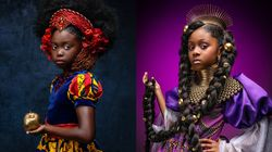 Gorgeous Photo Series Casts Black Girls As Disney