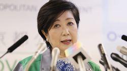 """小池百合子氏が都知事選に出馬表明。""""崖から飛び降りた""""4年前と「同じ気持ち」"""