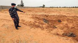 Ομαδικοί τάφοι στη Λιβύη σε περιοχή που ανέκτησαν από τον Χαφτάρ οι κυβερνητικές