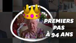 La reine Elisabeth II se lance dans les