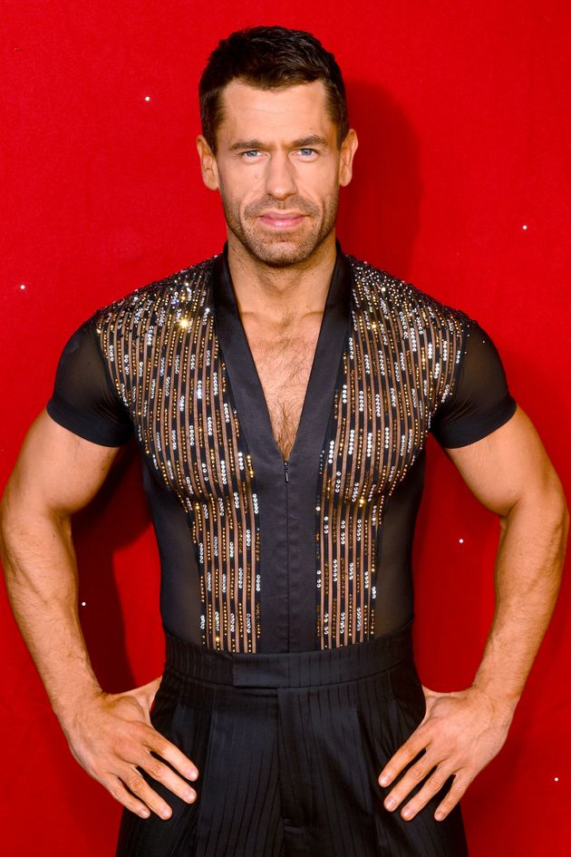 Reigning Strictly champion Kelvin