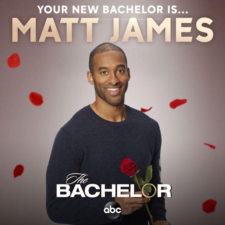 "Matt James will be ""The Bachelor's"" first Black lead."