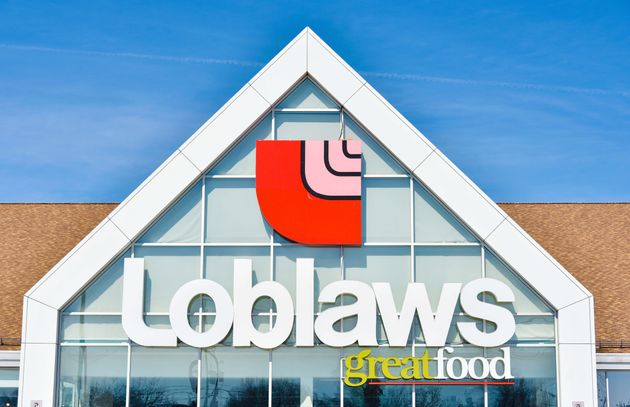 A Loblaws store is seen here in Toronto on March 27, 2016. Loblaw says it will also pay a total of $25...