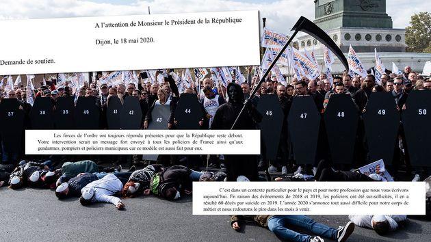 Le 2 octobre dernier, des milliers de policiers manifestaient pour dénoncer le taux anormalement élevé...