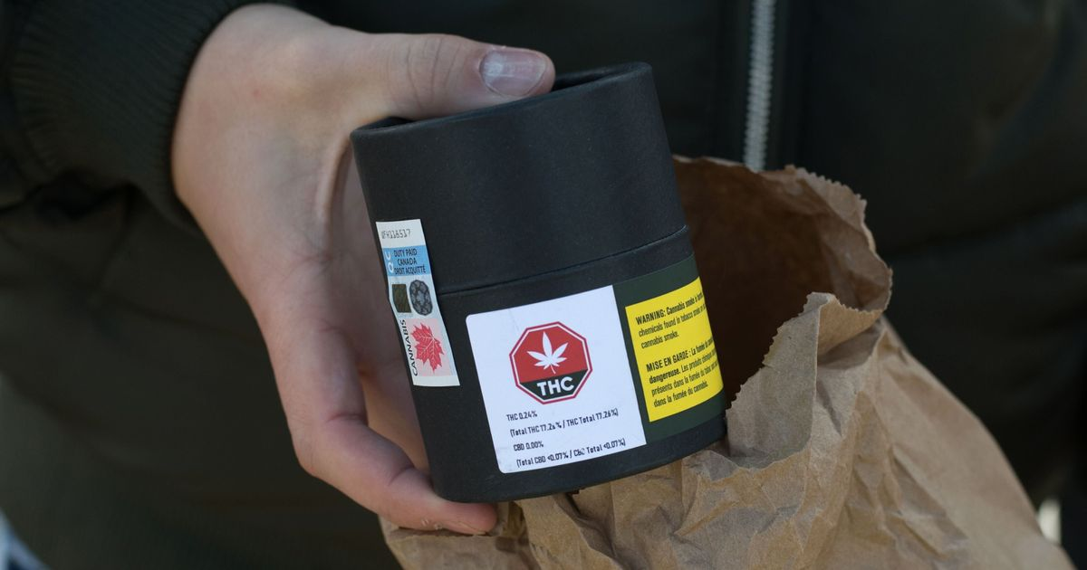 Montreal To Get Same-Day Weed Home Delivery Starting This Summer