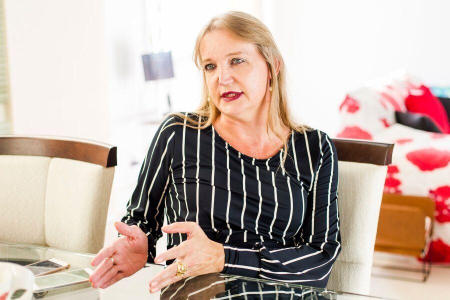 Marina Reidel integra o governo Bolsonaro e é defensora do diálogo: