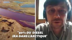Cet expert de Greenpeace explique à quel point la pollution au diesel dans l'Arctique est une