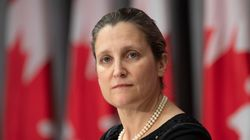 Americans Should Stop Using Alaska Loophole To Enter Canada, Freeland