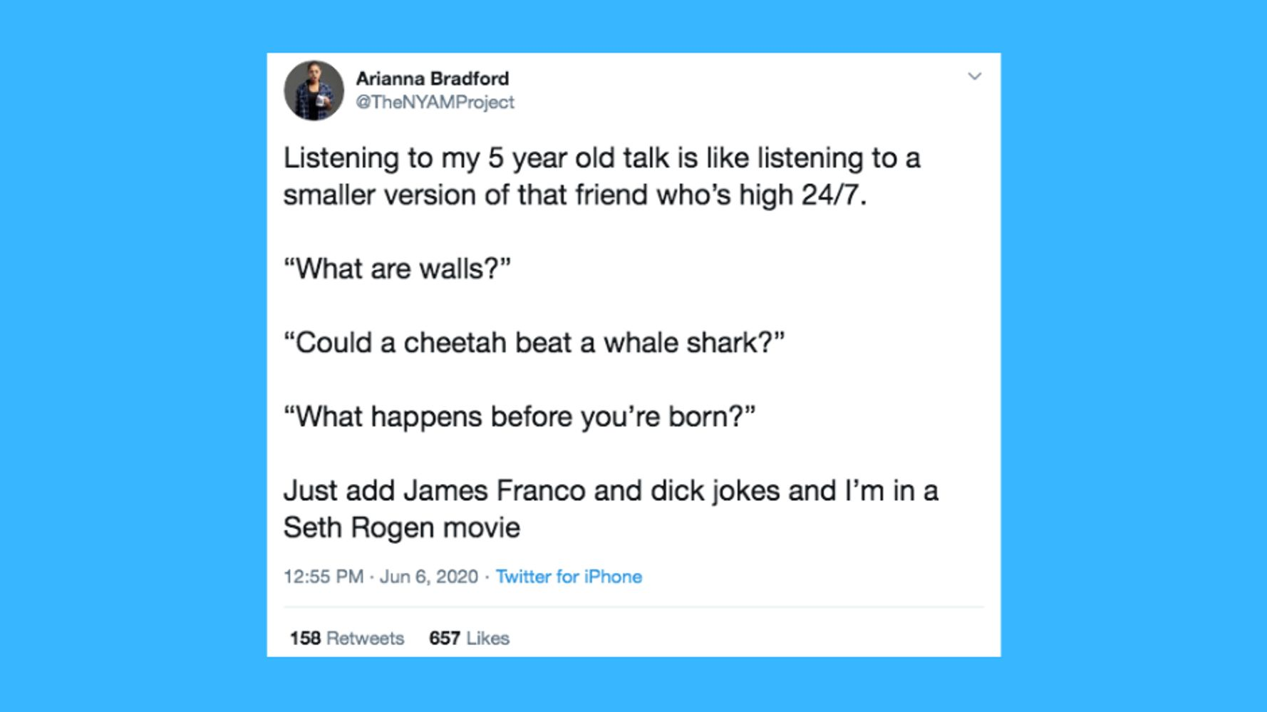 The Funniest Tweets From Parents This Week (June 6-12)