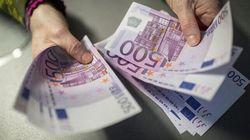 El PSOE solicita en el Congreso eliminar el dinero en efectivo de forma