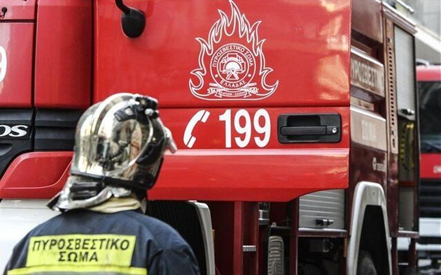 Σε ύφεση η πυρκαγιά στο Άγιον Όρος και χωρίς κανένα ενεργό
