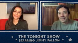 TikTok Comedian Sarah Cooper Spills Secrets On Lip-Synching Trump In Jimmy Fallon