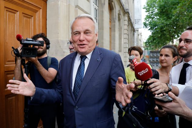 Jean-Marc Ayrault, ici à Paris le in Paris le 17 juillet