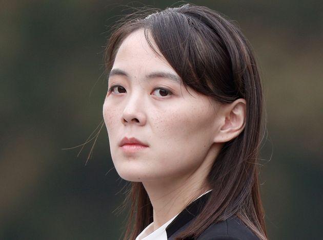 (자료사진) 김여정 북한노동당