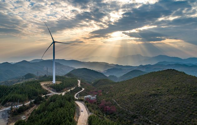 Wind power generation in the