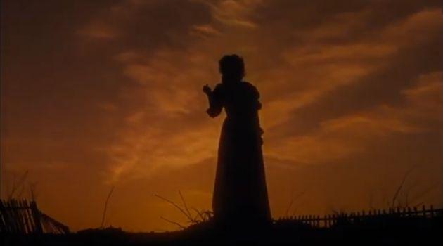 Escena icónica de 'Lo que el viento se
