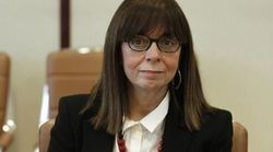 Μήνυμα Σακελλαροπούλου για την εθελοντική αιμοδοσία και η φωτογραφία που ανέβασε στο