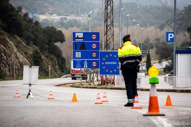 España abrirá las fronteras con la UE el 21 de junio excepto con Portugal, que abrirá el 1 de