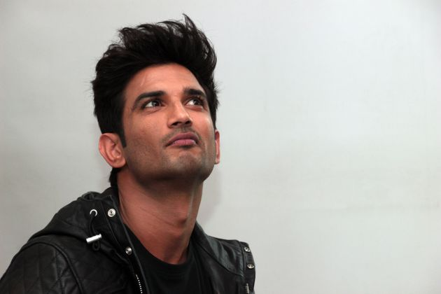 NEW DELHI, INDIA - DECEMBER 6: Bollywood actor Sushant Singh Rajput during the promotion of his upcoming...