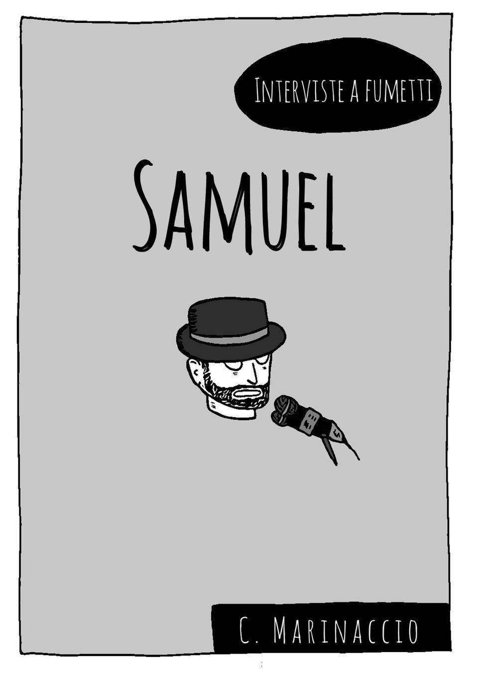 Samuel torna a cantare dal vivo: