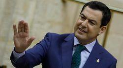 Críticas a Juanma Moreno por llamar