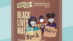 Calgary Company Pulls 'Ignorant' Black Lives Matter Gelato,