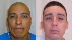 Inmates Who Escaped B.C. Prison For 2 Days Charged With