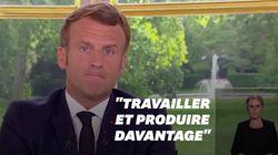 Macron refuse d'augmenter les impôts, la France devra
