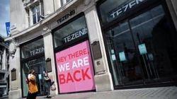 英イングランド地方、ロンドン含め15日から全小売店が再開