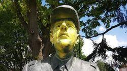 Des statues du général de Gaulle vandalisées dans le Nord et en