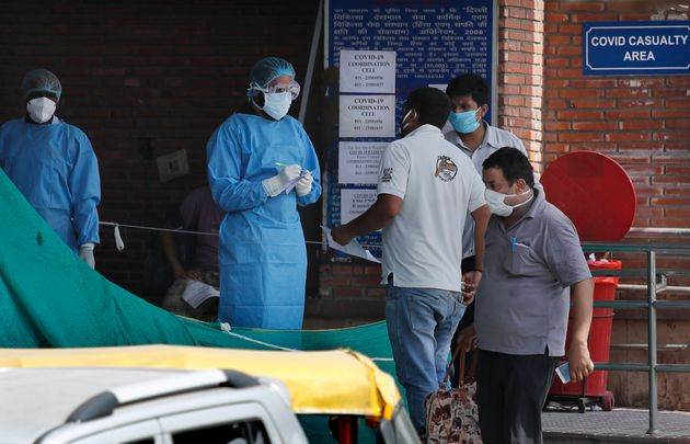 India's health ministry reported a jump of more than 11,000 new coronavirus infections nationwide...