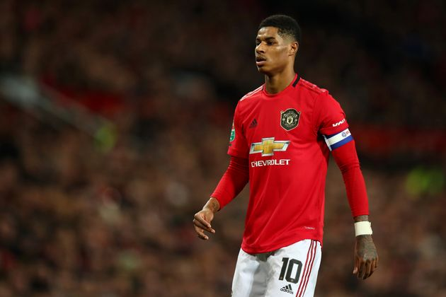Marcus Rashford has urged leaders to do more to help vulnerable children who could go hungry throughout...