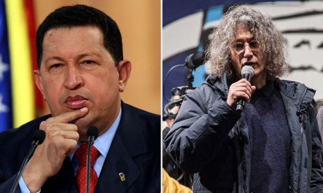 Hugo Chavez e Gianroberto
