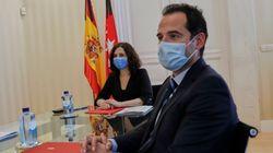 Aguado dice que ciertos discursos contra Madrid tienen