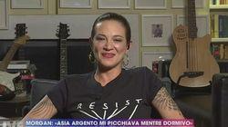 Asia Argento risponde a Morgan: