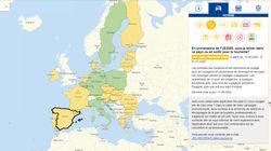 Ce site vous permet de planifier vos voyages en Europe cet