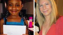Barbra Streisand regala azioni Disney alla figlia di George