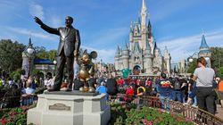 Cette célèbre attraction Disney est critiquée pour son thème inspiré d'un film