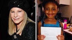 Barbra Streisand dá ações da Disney para a filha de George