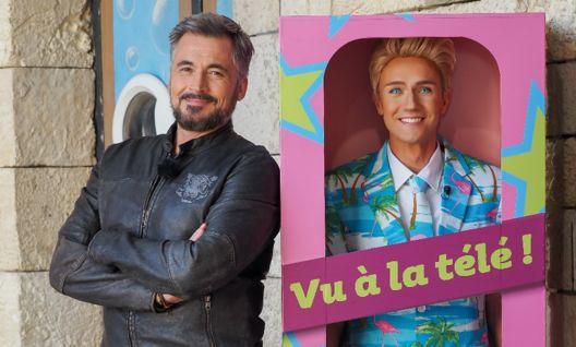 Cyril Féraud rejoint Olivier Minne (à gauche) au casting de