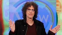 Howard Stern Responds To Resurfaced Videos Of Him In Blackface, Saying