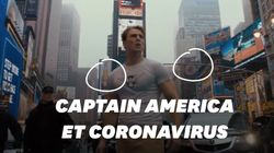 Non, Captain America n'a pas prédit le coronavirus (mais c'était bien