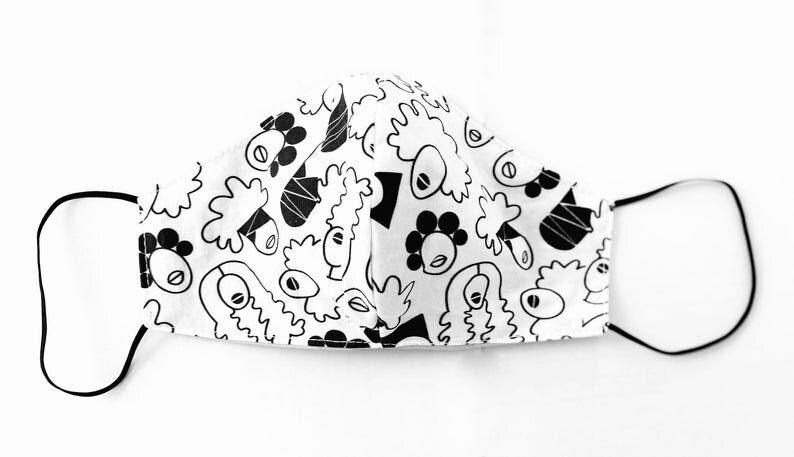 Black-Owned Etsy Shops For Face Masks 5
