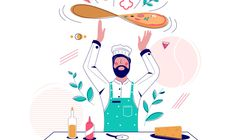 Home Chefs Dish On The Comfort Food They're Making During The