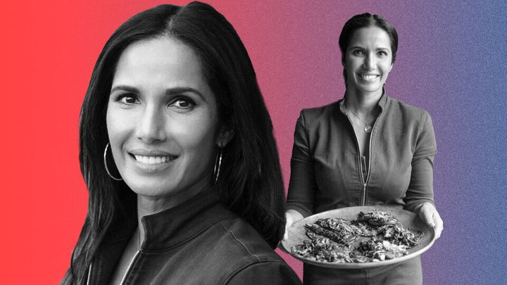 """Padma Lakshmi talks to HuffPost about her new show """"Taste the Nation."""""""