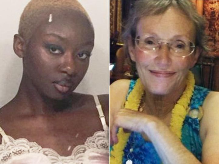 """Oluwatoyin """"Toyin"""" Salau, 19, and Victoria Sims, 75, have been identified as homicide victims by police in Tallah"""