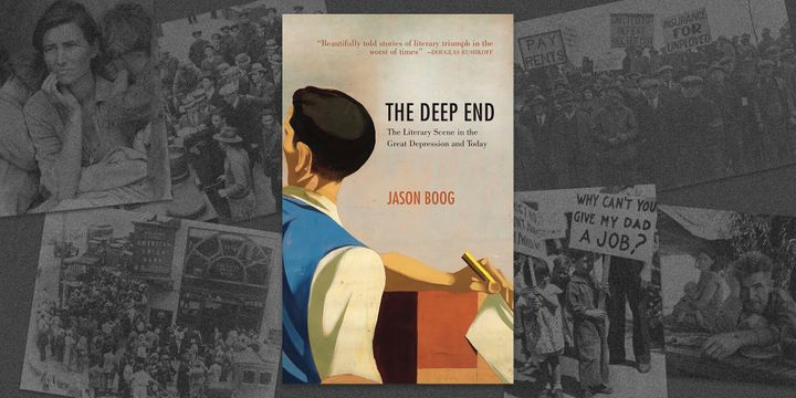 "In ""The Deep End,"" journalist Jason Boog looks back at the Great Depression and sees a world that looks devastatingly &m"