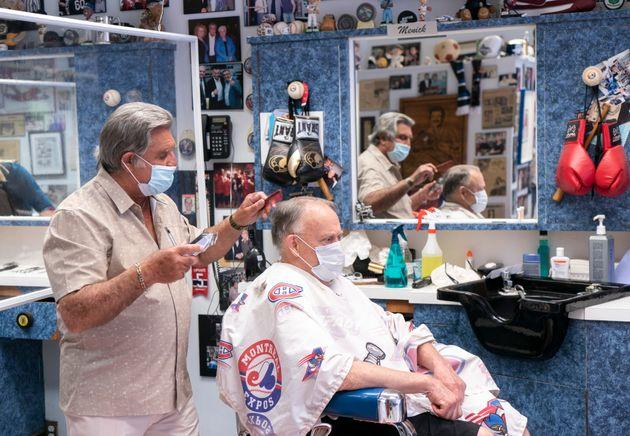 Les coiffeurs, salons de tatouage et autres entreprises de soins personnels de la grande région de Montréal...