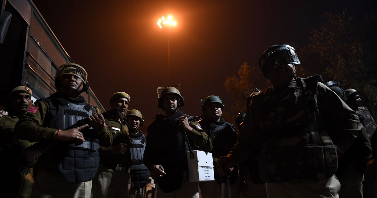 Delhi Riots: How The Police Is Using FIR 59 To Imprison Students ...